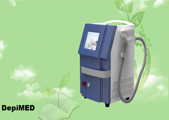 Chine DepiMED autoguident la machine portative permanente 600W d'épilation de laser de diode de laser fournisseur
