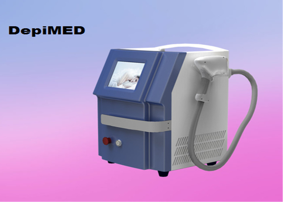 Painless Portable Laser Diode 808nm Hair Removing Laser Machine High Power