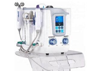 Hydro Dermabrasion Water Oxygen Jet Peel 5 in 1 slimming machine Acne Treatment CE Approved