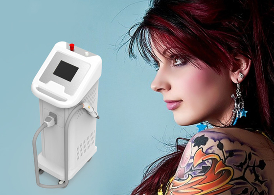 Multifunctional Salon ND Yag laser surgery tattoo removal Machine 1 - 6Hz Pulse Repetition Rate